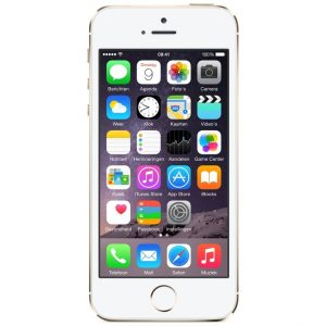 Refurbished-iphone-5s-voorkant-goud