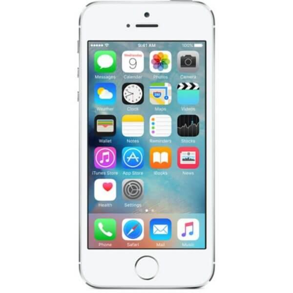 iPhone-5s-voorkant