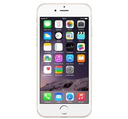iPhone 6s 16GB Wit