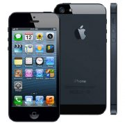 refurbished iphone 5 zwart achterkant