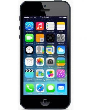 iPhone 5 32GB Zwart AA-Grade