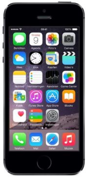 refurbished iphone 5s zwart