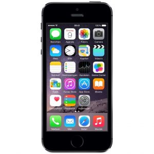 refurbished iphone 5s zwart