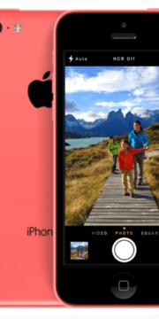 refurbished iphone 5c roze