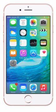 Refurbished iPhone 6s 16GB Roségoud Voorkant