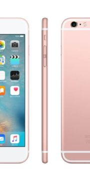 refurbished iPhone 6s Roségoud