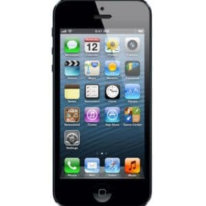 refurbished iphone 5 32gb zwart