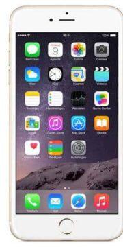 refurbished iphone 6 plus 16gb goud