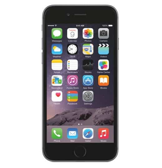 refurbished iphone 6 plus 16gb zwart