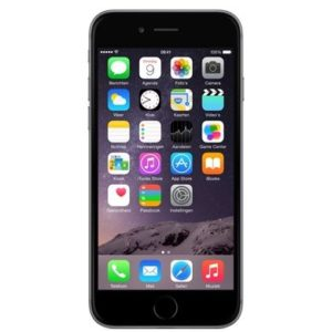 refurbished iphone 6 zwart