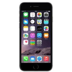 refurbished iphone 6 zwart