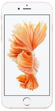 refurbished iphone 6s Plus rose