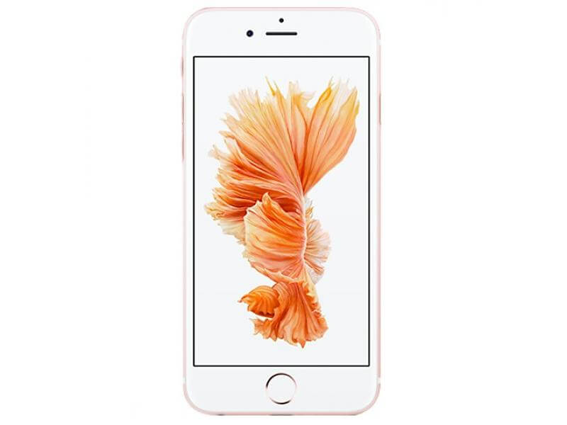 refurbished iphone 6s rose