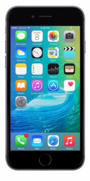 Refurbished iPhone 6s 32GB Voorkant