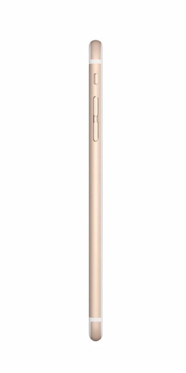 Refurbished iPhone 6 Plus 128GB Goud Zijkant