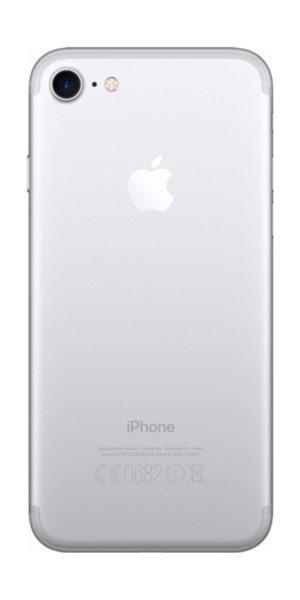 Refurbishe iPhone 7 128GB wit achterkant