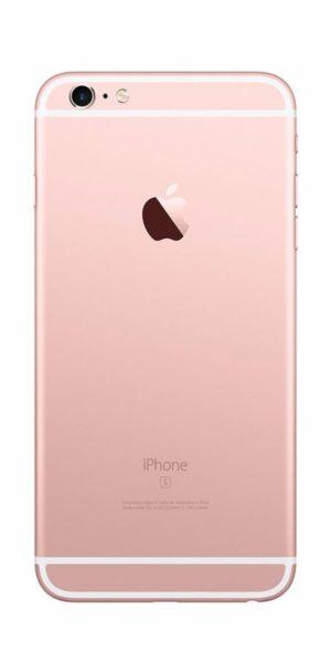 Refurbished iPhone 6s Plus 64GB Roségoud Achterkant