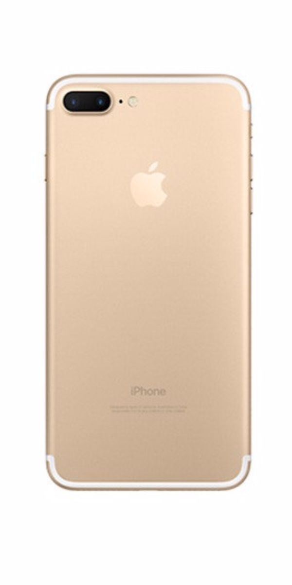 Refurbished iPhone 7 Plus Goud Achterkant