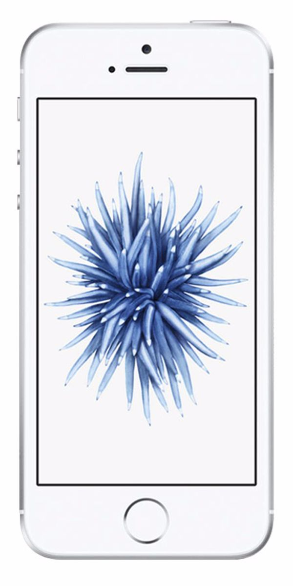 Refurbished iPhone SE 32GB Wit Voorkant