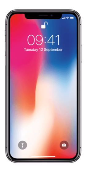 Refurbished iPhone X 64GB Space Grey