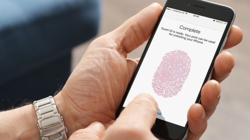 Alles over Touch ID