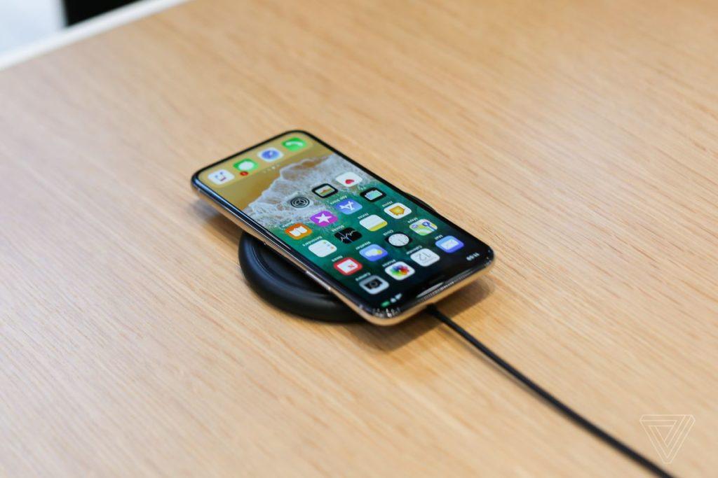 Het nieuwe wonder de iPhone X