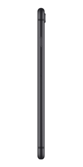 Refurbished-iPhone-8-Plus-256GB-Space-Grey-Zijkant