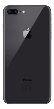 Refurbished-iPhone-8-Plus-64GB-Space-Grey-Achterkant