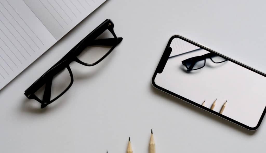 iPhone en iPad voor blinden en slechtzienden