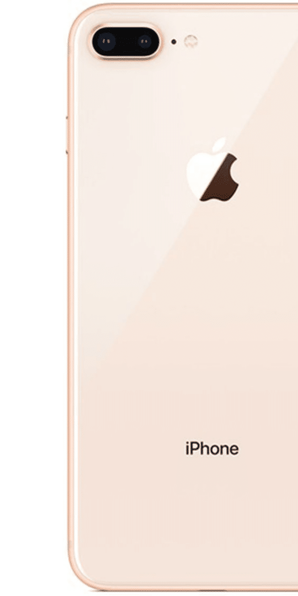 Refurbished iPhone 8 Plus Goud Achterkant