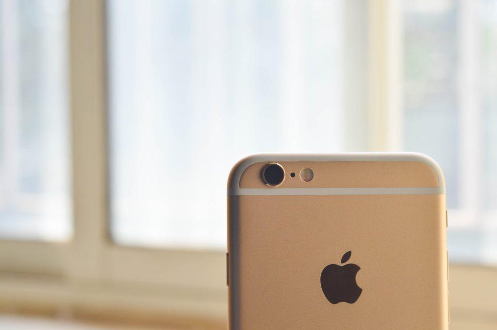 De Apple Cameras