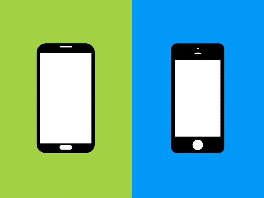 Overstappen van Android naar iOS
