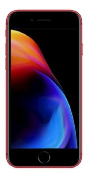 iPhone 8 256GB Rood voorkant