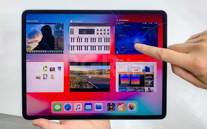 De iPad Pro 2018