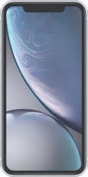 Refurbished iPhone Xr Wit voorkant