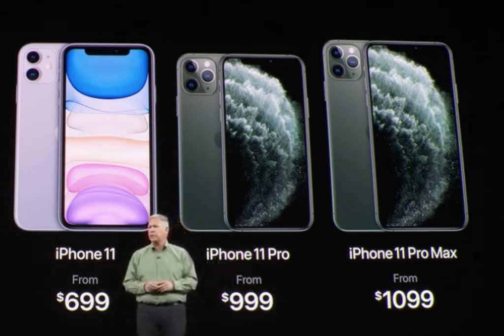 refurbished Iphone 11, Pro en Max