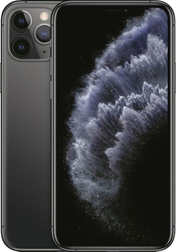 iPhone-11-Pro-Space-Grey-Spacegrijs-Voorkant-Mobico